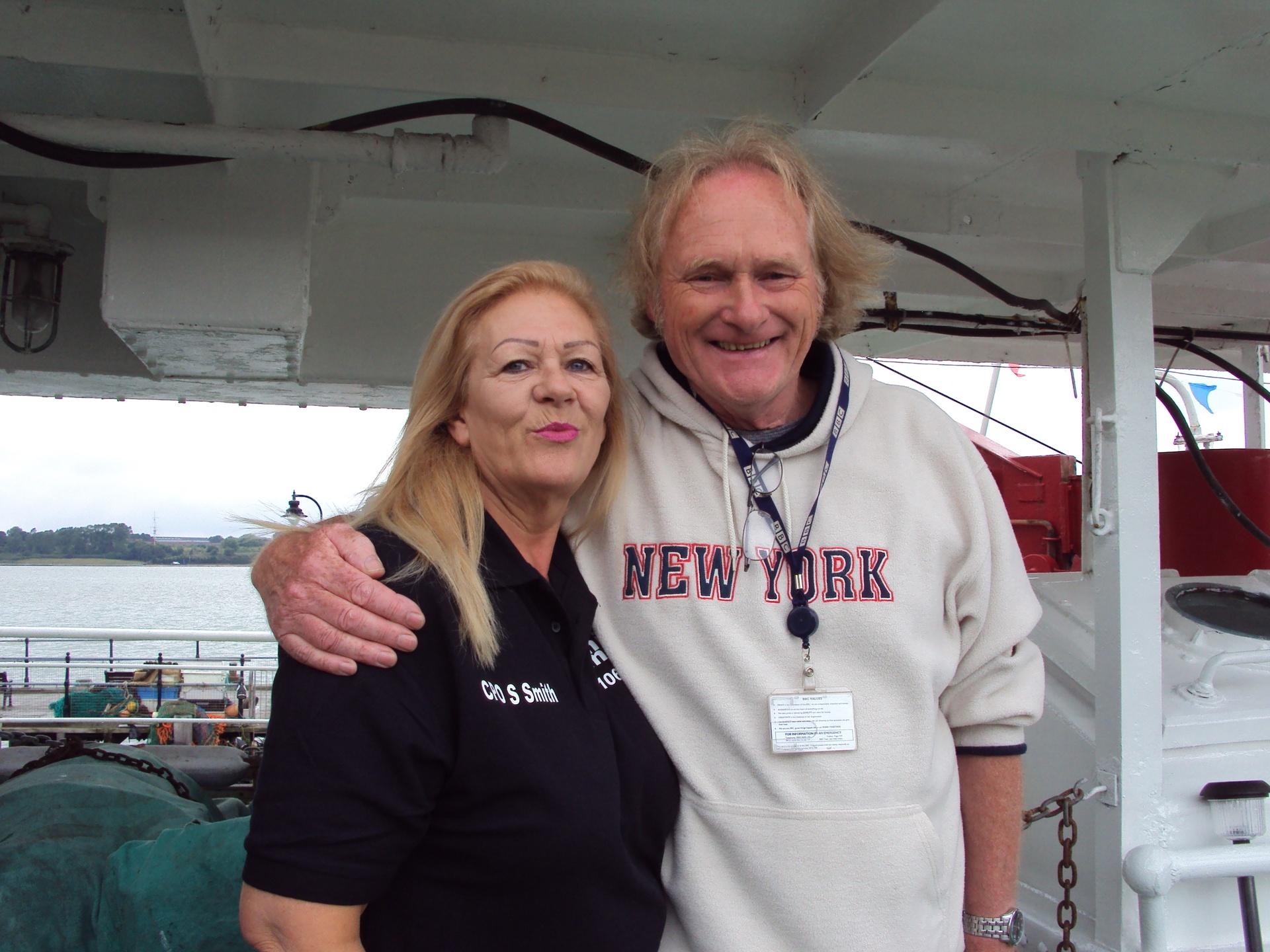 Mike and Sharon Smith.